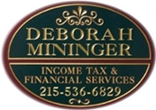 Deborah Mininger Income Tax & Financial Services, LLC